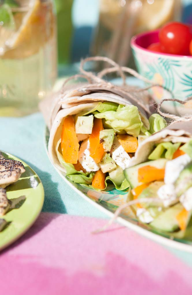 Wraps Picknick